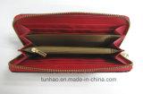 Fashion Wallet dell'unità di elaborazione di Croco di nuovo disegno della signora di cuoio