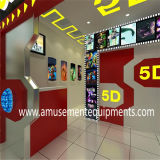 熱いSale 7D Cinema 6 Luxury Seats Playground Entertainment Equipment