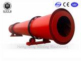 Máquina do secador de cilindro giratório do fluxo de ar quente