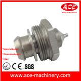 Befestigungsteile CNC-Präzisions-Maschinerie-Spray-Düsen-Produkt