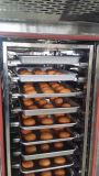 12tray Electric e Gas Convection Oven per Bakery con CE Baking Machine Food Machinery Food Bakery Kitchen Equipment
