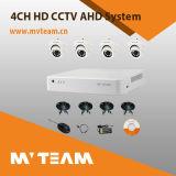 Überwachungskamera-Systems-Abdeckung-Installationssatz der Soem-Sicherheit CCTV-Kamera-4CH Ahd (MVT-KAH04D)