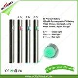 Ocitytimes S3 CbdオイルのVapeのペン電池はとの機能を予備加熱する