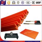 Système de barres électriques à isolation électrique pour palier électrique