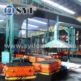 CNCの機械化アルミニウム