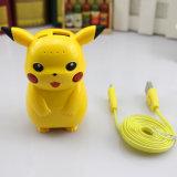Pokemon идет крен силы шаржа Pikachu
