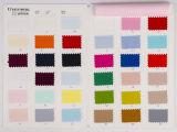 tissu élastique élevé de nylon du coton 60s