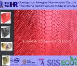 최신 판매에 의하여 /Laminating 박판으로 만들어지는 /Lamination PP Spunbond 짠것이 아닌 직물 (No. A8G006)
