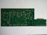 """tarjeta de control de visualización de LED 8layers con """" dedo del oro 40u y control de la impedancia"""