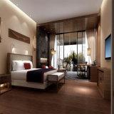 Meubles réglés d'hôtel de meubles de luxe confortables de chambre à coucher