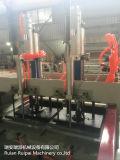 Vollautomatische vier Zeilen Shirt-Beutel, der Maschine herstellt