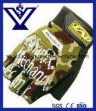 Guantes resistentes de goma industriales de la seguridad del trabajo, guante del látex (SYST08)