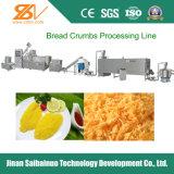 Chaîne de fabrication standard de miettes de pain de la CE de capacité élevée