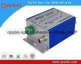 Alto CCTV 2 di definizione in 1 limitatore di tensione del video