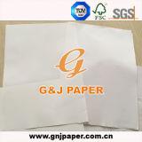 787*1092mm weißes überzogenes Kunstdruckpapier-Blatt für Drucken