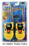 Mini juguetes plásticos del Walkietalkie