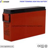 電気通信の使用のための蓄積装置Ft12-200ahの前部ターミナル電池