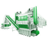 Plastiek die en Machine voor PE/PP/PA/PVC/ABS/PS/PC/EPE/EPS/Pet recycleren pelletiseren