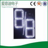 LED 주유소 표시, 표시를 광고하는 LED 유가