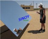 vidrio de flotador del espejo de la hoja del aluminio de 3m m 4m m 5m m 6m m