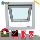 PVC Windows vitrificado dobro de Ropo, indicador de vidro pendurado superior do PVC