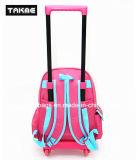 Мешок школы Backpack вагонетки печатание ЕВА шаржа для детей