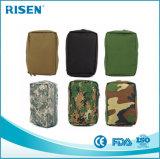 Bolso médico militar del bolso del cuidado de la herida del suministro médico del kit de primeros auxilios del ejército del OEM