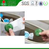 Déodorant de bille de toilette de détergents de salle de bains de nettoyage de ménage