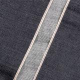 ткань 10308 джинсыов Men4$ джинсовой ткани Selvedge фабрики OEM 12.25oz