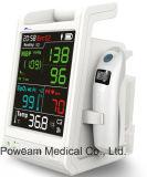 Monitor paciente portable del hospital (80B)