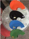 El alimentador agrícola parte L tipo láminas rotatorias de la sierpe