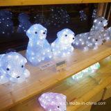クリスマスLEDの天使のホテルライト結婚式の装飾