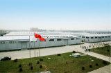 Diseño industrial portable prefabricado del acero estructural de la planta de la vertiente