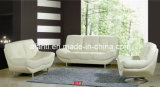 Sofá seccional de la recepción del cuero moderno de los muebles de oficinas (FB-3)