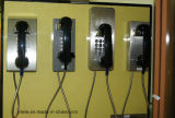 Telefone Emergency Prisontelephone do telefone industrial Auto-Dial de VoIP