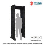 24のゾーンの政府Buildings Security Check Portable Door Frame Metal Detector