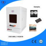 Dichtungs-Faser-Laser-Markierungs-Drucken-Maschine für Verkauf
