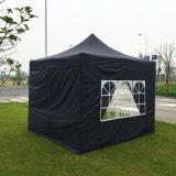 [10إكس10فت] جيّدة نوعية أسود إطار ظلة خيمة لأنّ حادث