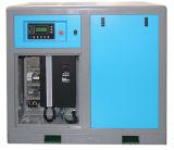 125HP는 몬 변하기 쉬운 주파수 나사 공기 압축기를 지시한다