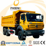 340HP Beiben North Benz Ng80 Tipper Dump Truck mit MERCEDES-BENZ Technology