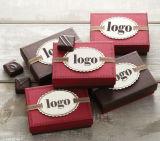 Nuevo diseño de cilindros Caja de cartón de embalaje del chocolate