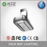 Flb-50 LED hohe Bucht-Beleuchtung, super helle industrielle Beleuchtung, 150W HPS Äquivalent, 5500lm, wasserdicht, Tageslicht-reines Weiß, LED-hohe Bucht-Flut-Lichter