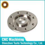 Части двигателя держателя CNC подвергая механической обработке стальные