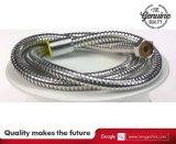 耐熱性材料のステンレス鋼の編まれたホースの軟らかな金属のホースか管