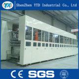 Surtidor de tipo continuo industrial profesional de la máquina de la limpieza ultrasónica