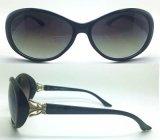 Gafas de sol plásticas de las mujeres del diseñador de la nueva manera