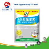 Salepwurzel /Flour, das Beutel des Nahrungsmittelgrades verpackt