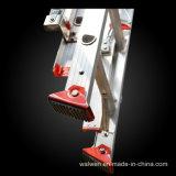 De multifunctionele Telescopische Ladder van het Aluminium met Goedkeuring GS