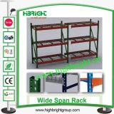Armazém Armazenamento industrial Push Back Pallet Rack