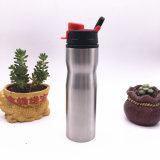 Edelstahl-Wasser-Flasche, Sport Flasche, Arbeitsweg-Flasche (SH-ST02)